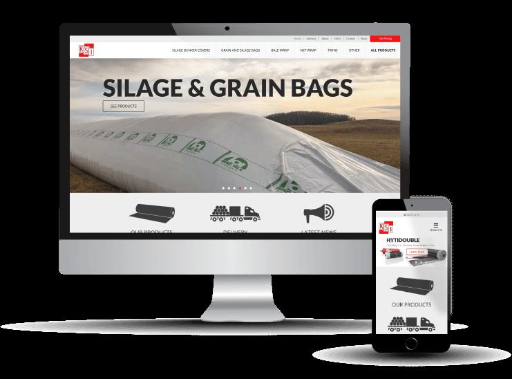 KSI Supply Plymouth Wisconsin website